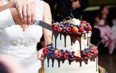 Patarimai, kaip suruošti tobulą saldų stalą vestuvėms