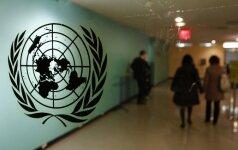 Malyje sprogus sunkvežimyje įtaisytai bombai žuvo penki JT taikdariai