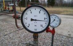 Naftos kaina kyla aukštyn
