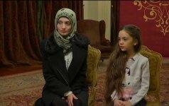"""Viena iš interneto įtakingiausių – """"Twitter"""" apie siaubą Alepe pranešanti aštuonmetė"""