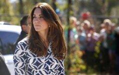 Kate Middleton patenkino aikštingą karalienės norą