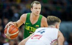 A. Juškevičiui – bilietas į Europos čempionatą, L. Lekavičiui – du mėnesiai be krepšinio