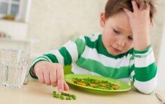 Kaip maitinti vaikus, kad nenusilptų jų imunitetas?