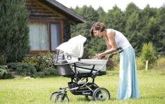 Karolina Liukaitytė: ką daryčiau kitaip, jeigu laukčiausi kūdikio dabar?
