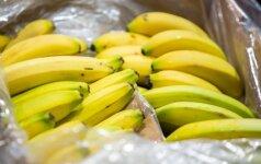 Kodėl bananų turėtume valgyti kasdien