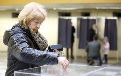 Įvertino kas partijų rinkiminiuose sąrašuose naujo, o kas nesikeičia metų metus