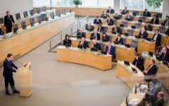 R. Baškienė: suma Seimo narių parlamentinei veiklai nedidės