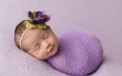ĮSPŪDINGA: taip atrodo vos kelių dienų kūdikėliai FOTO