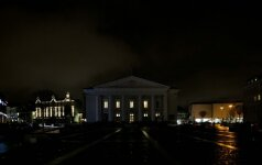 Lietuva ir pasaulis valandai išjungė šviesas
