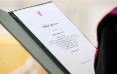 Europos Komisija giria Lietuvos teismus: bylos nagrinėjamos bene sparčiausiai