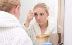 Itin nemalonią odos ligą jauna moteris suvaldė tik pakeitusi mitybą