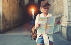 Mėgstantys keliauti kviečiami į turizmo dienos renginius