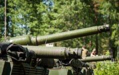 Seimas spręs, ar suteikti karinių instruktorių misijai Ukrainoje tarptautinės operacijos statusą