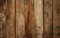 Patarimai, kaip pasendinti medieną