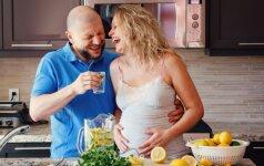 Juokas pro ašaras: įdomiausi nėščiųjų prisiminimai