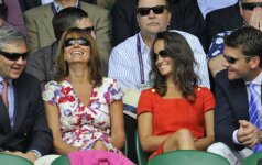 Carole ir Michael Middleton, Pippa Middleton