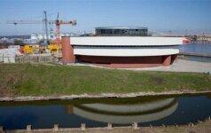 Kaip gavęs 40 mln. litų injekciją pasikeis Klaipėdos delfinariumas?