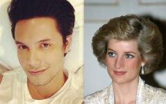 Neįtikėtinos transformacijos: gražuolis vyras virsta garsiomis moterimis FOTO