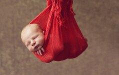 9 mamos atvirauja, kaip rinko savo vaikams vardus apklausa