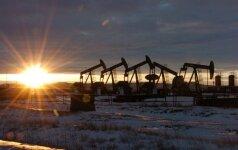 OPEC generalinis sekretorius: visos pasaulinės naftos saugyklos perpildytos