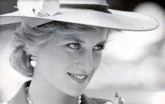 Vizažistė atskleidė princesės Dianos grožio paslaptis