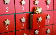 GALERIJA: virš 30 Advento kalendoriaus idėjų, kurios patiks ir mažiems, ir dideliems
