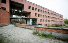 """""""Lidl"""" kviečia architektus teikti idėjas dėl buvusio policijos pastato"""