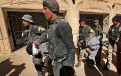 JAV kariškis, kaltinamas pagalba IS, nepripažįsta savo kaltės