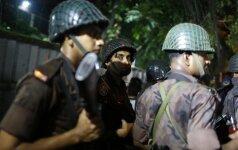 Įkaitų drama Bangladeše
