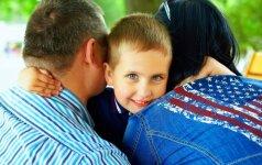Kaip išsaugoti vyro ir moters meilę tapus tėvais