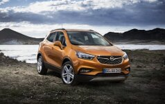 Atnaujinta Opel Mokka