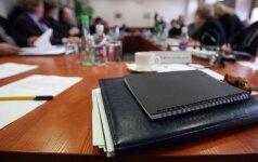 Trišalė taryba pritarė papildomoms Darbo kodekso pataisoms