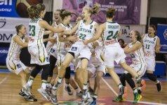 Lietuvos krepšinio ateitis: medalių gausa ir dėmesys merginoms