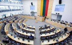 Seimas svarstys siūlymą riboti kadencijas Teisėjų tarybos nariams