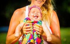 Kas pasikeičia gyvenime, tapus mama: atsako lietuvės
