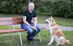 Kauniečio gyvenimą išgelbėjo šuo: jam paaukojo paskutinius pinigus, bet nėkart nesigailėjo