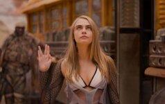 Kadras iš filmo Valerianas ir Tūkstantmečio planetų miestas