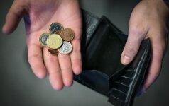 """""""Eurostat"""": gruodį metinė infliacija Lietuvoje siekė 2 proc."""