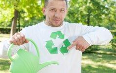 7 žingsniai kaip tapti vandens taupymo herojumi
