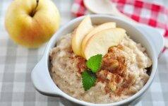 Pusryčiams ir vakarienei: TOP 5 košių receptai