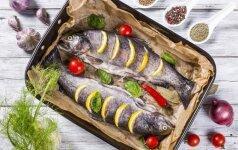 nebaigtas. 5 būdai, kaip virtuvėje sugadiname gerą žuvį
