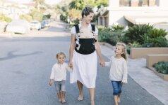 Kūdikio lavinimas: idėjos, ką nuveikti lauke