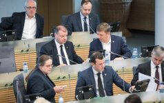 Farmers' political faction in the Seimas