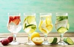 4 stebuklingi gėrimai tobulesnei figūrai ir odai