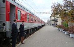 """D. Budrys atleistas iš """"Rail Baltica statybos"""", įmonei vadovaus K. Sankovskis"""