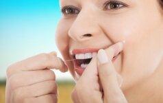 Dantų jautrumas: apie kokias ligas jis įspėja?