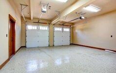 Darau Pats: būdas padengti jūsų garažo grindis
