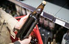 Alkoholio reklamos draudimas: į neigiamas pasekmes neatsižvelgta
