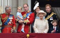 Karalienės gimtadienio iškilmės