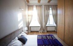 PRIEŠ ir PO: šiuolaikiškai atgimęs 57 kv.m butas Vilniaus centre